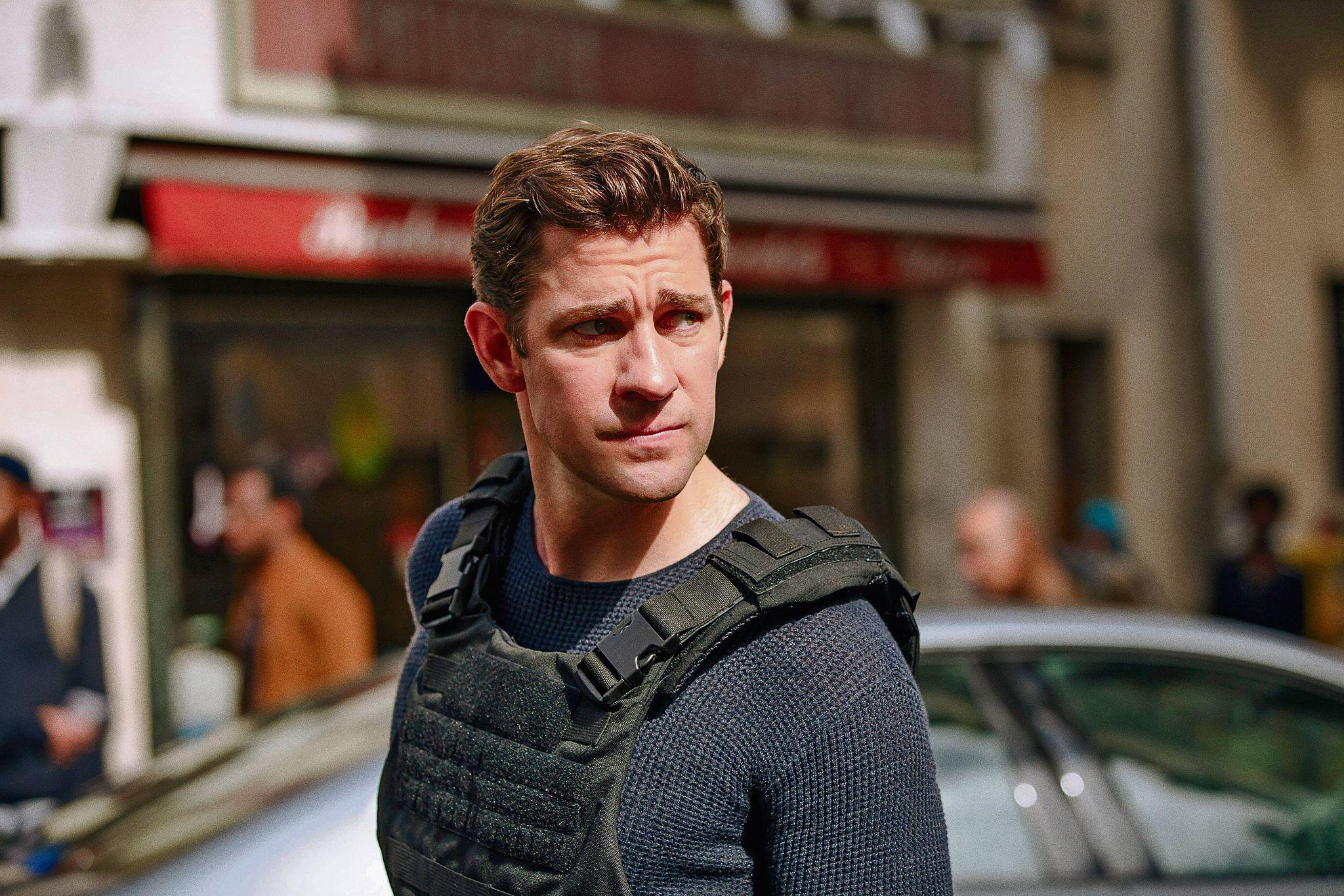 Ο τρίτος κύκλος της τηλεοπτικής action σειράς «Jack Ryan» θα γυριστεί στην Αθήνα