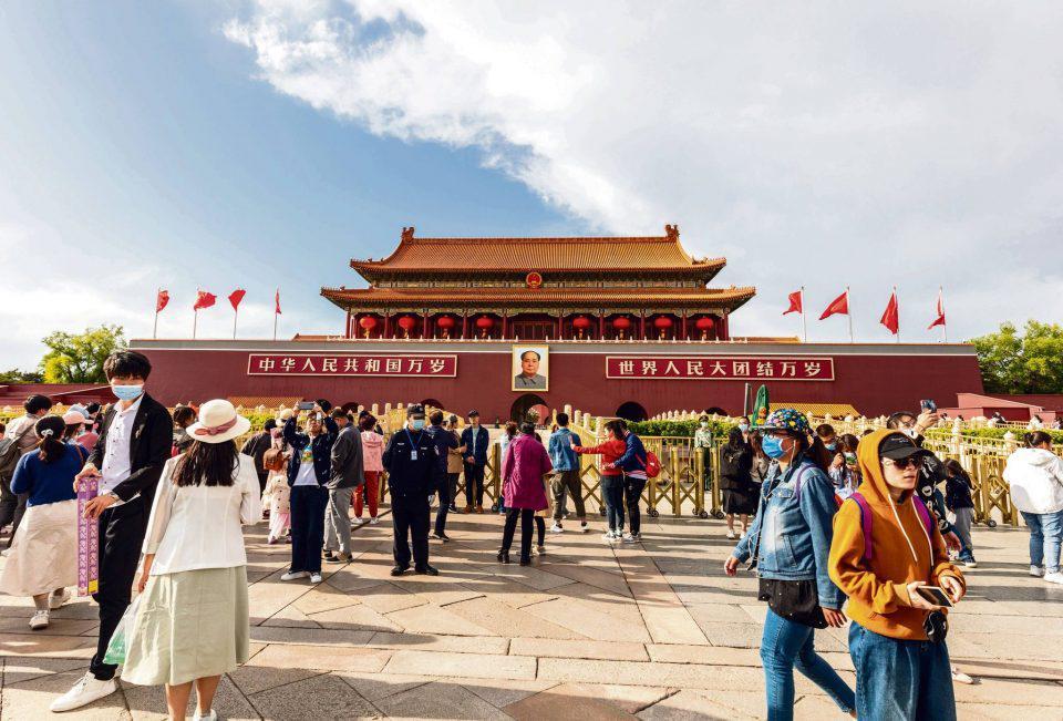 Κίνα: Ραγδαία η ανάπτυξη του «κόκκινου τουρισμού»