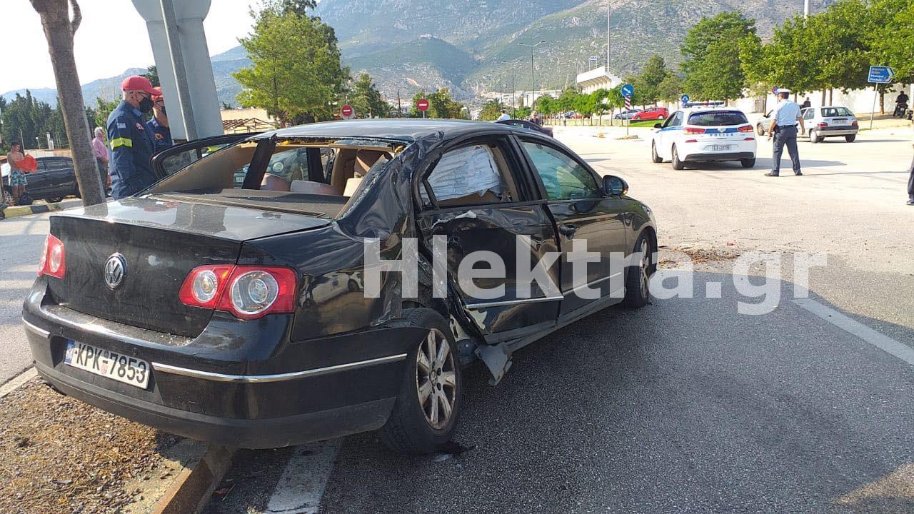 Τραγωδία στο Λουτράκι: Νεκρός 19χρονος οδηγός μηχανής σε τροχαίο- Τραυματίας ο συνοδηγός (εικόνες, video)