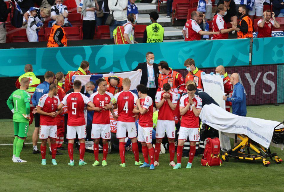 Euro 2020 – Έρικσεν: Το περιστατικό που ένωσε όλον τον πλανήτη – Ο γιατρός της Δανίας περιγράφει τα δραματικά λεπτά