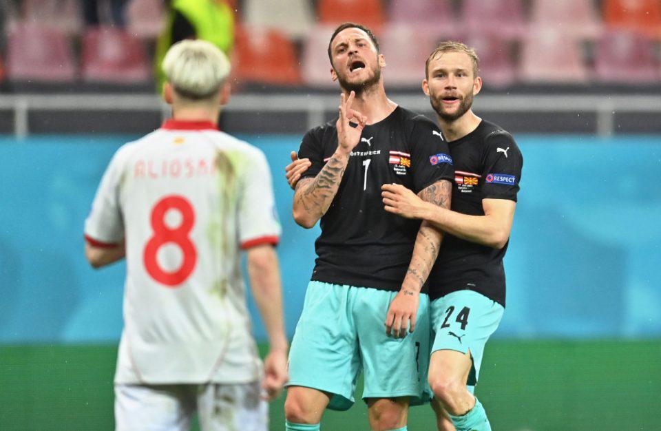 Euro 2021 - Χυδαία βρισιά του Αρναούτοβιτς σε Αλιόσκι: «Γ@@@ τη μάνα σου την Αλβανίδα»