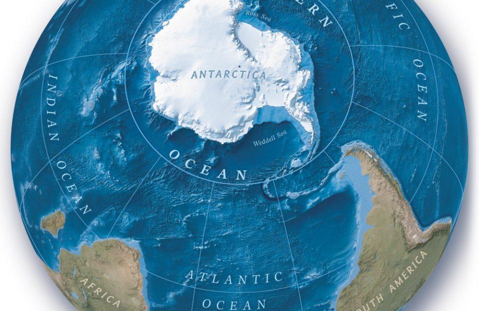 Αλλάζει ο χάρτης της Γης; - Το National Geographic «βλέπει» πέμπτο ωκεανό