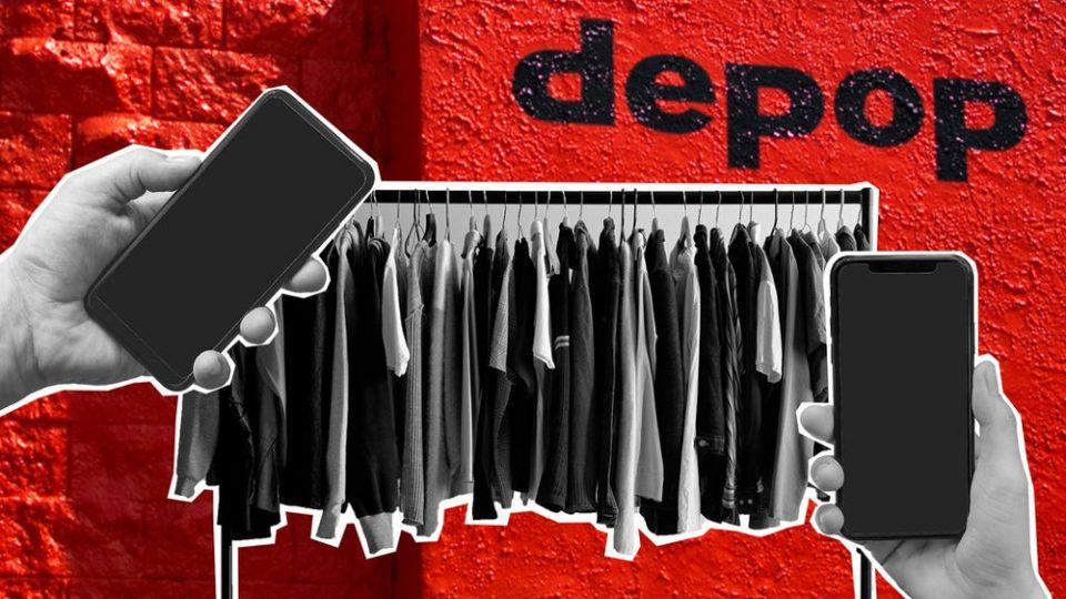 Πλατφόρμα DEPOP: Εξαγόρασαν το «βασίλειο» των μεταχειρισμένων με 1,6 δισ. δολάρια
