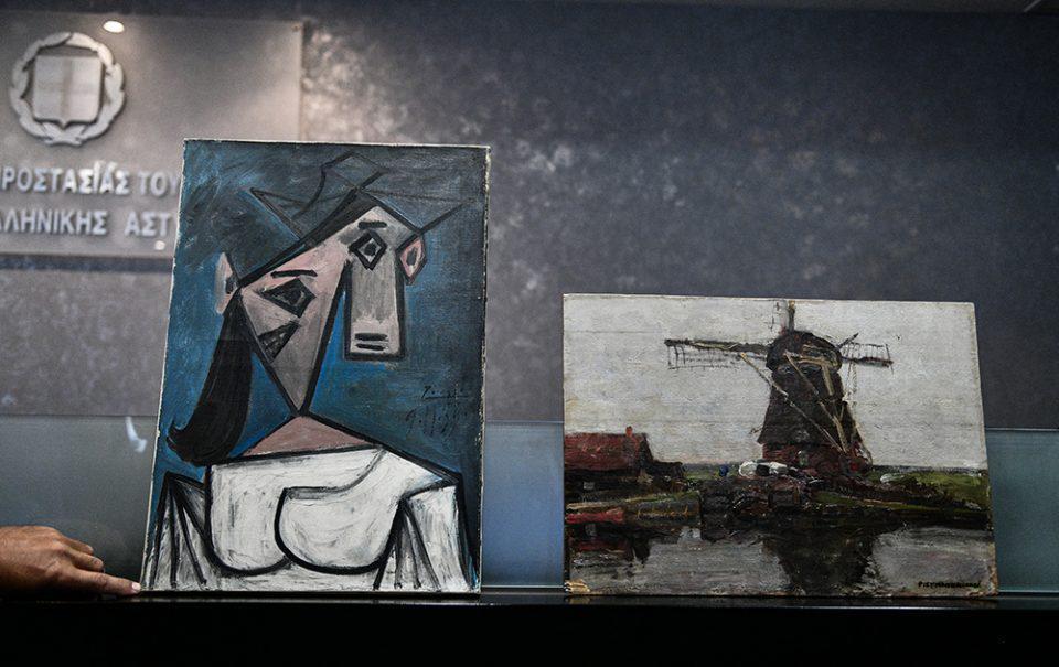 Εθνική Πινακοθήκη: Τα… κενά στην «κλοπή του αιώνα»