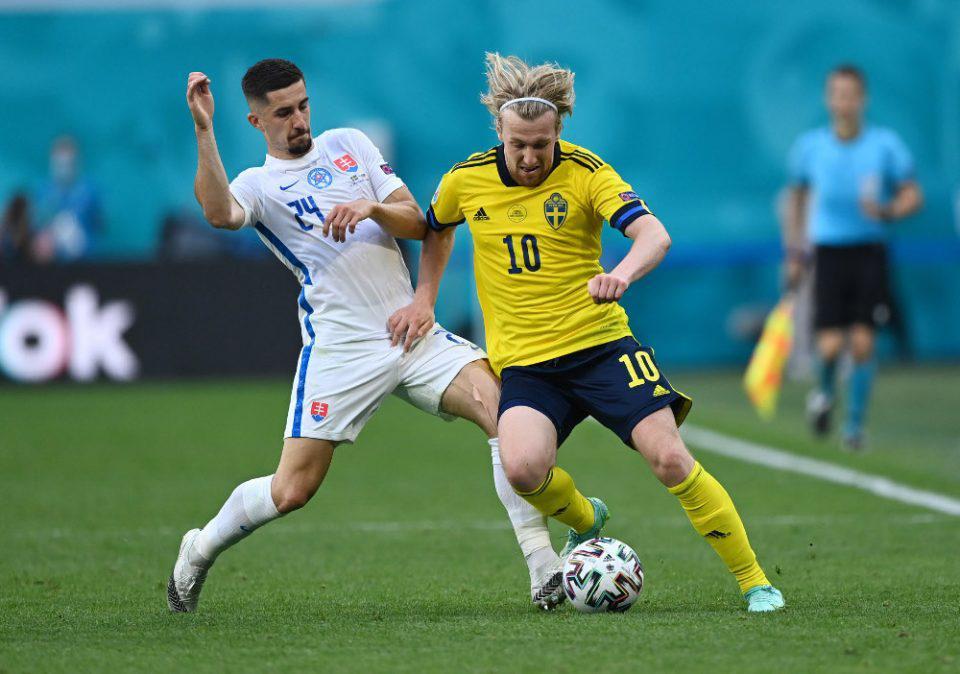Euro 2020: «Βίκινγκς» οι Σουηδοί, νίκησαν 1-0 τη Σλοβακία και πήγαν πρώτοι