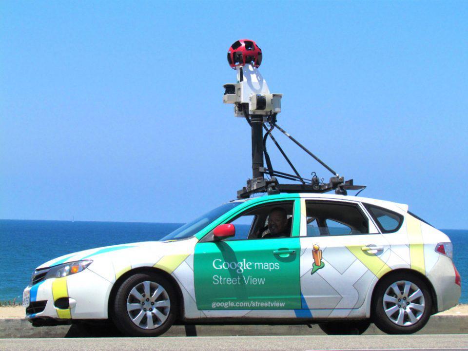 Google: Το Street View ξανά στους δρόμους της Ελλάδας