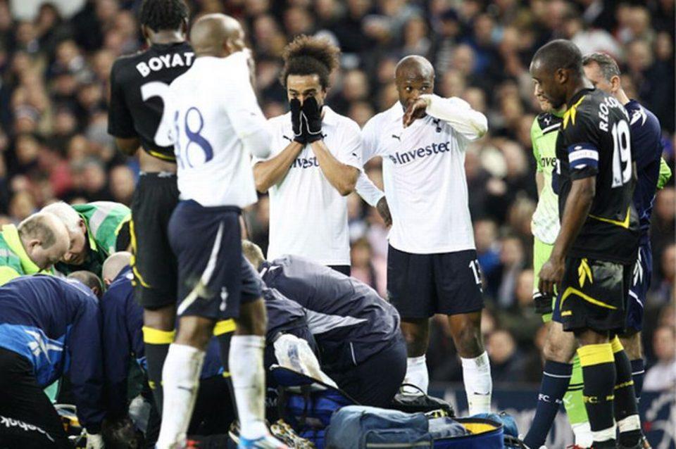 Euro 2020: Οι ποδοσφαιριστές που κατέρρευσαν στο γήπεδο