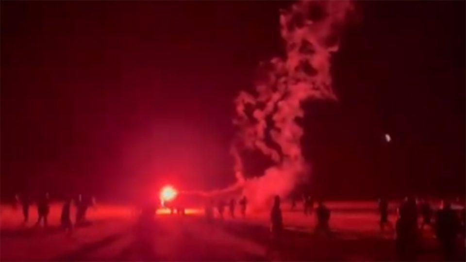 Γαλλία: Επεισόδια σε ρέιβ πάρτι - Πέντε αστυνομικοί τραυματίες