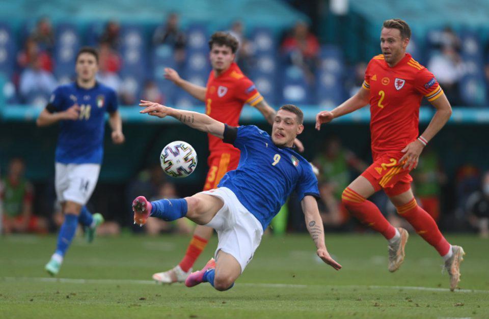 Euro 2021: Πανηγυρικά πρώτη η Ιταλία στον όμιλο - 1-0 την Ουαλία