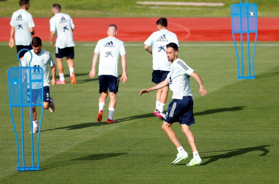 Euro 2021: Σε συναγερμό η διοργάνωση μετά τον «θετικό» Μπουσκέτς