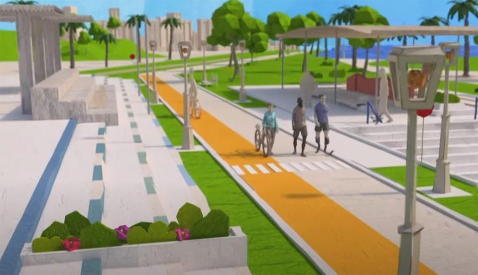 Αλλάζει εικόνα η «Αθηναϊκή Ριβιέρα» - Έτσι θα είναι ο ποδηλατόδρομος