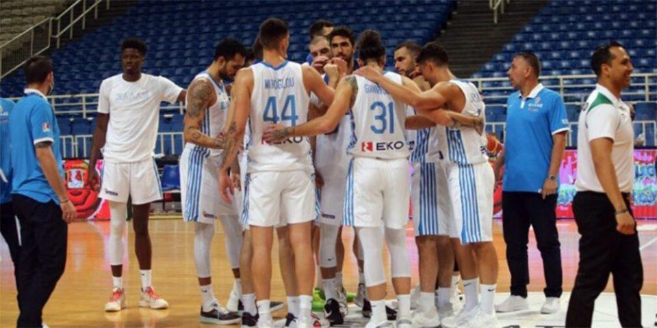 Μπάσκετ: Κρούσμα κορονοϊού στην Εθνική Ελλάδος