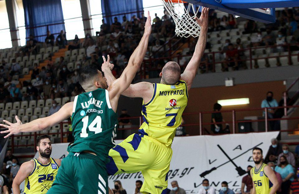 Τελικοί Basket League: Το παραμύθι του Λαυρίου συνεχίζεται