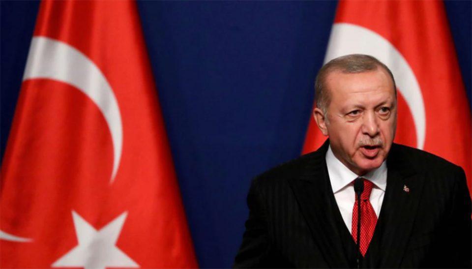 Πανηγυρίζει ο Ερντογάν για το φυσικό αέριο στη Μαύρη Θάλασσα