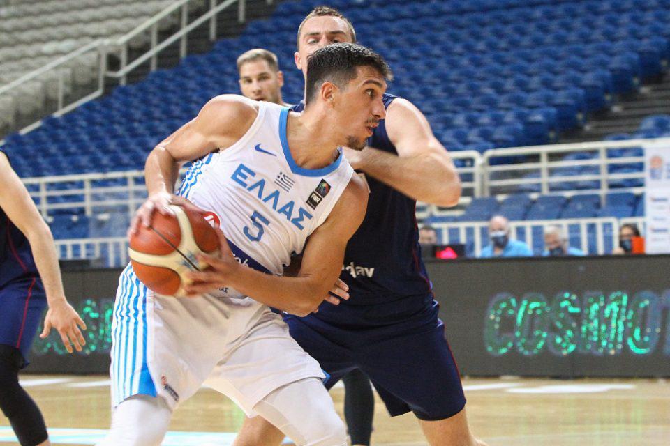 Τουρνουά «Ακρόπολις»: Ήττα από τη Σερβία και δεύτερη θέση η εθνική