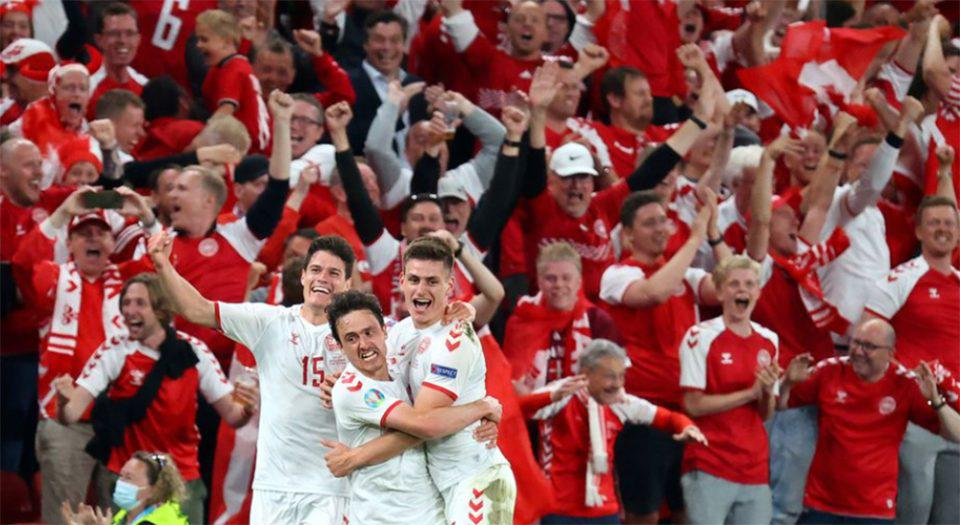 Euro 2020: Πανηγυρικά στους «8» οι Δανοί και το όνειρο συνεχίζεται