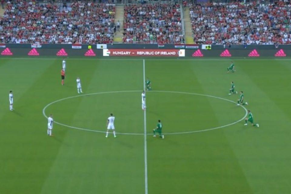 Euro 2020: Άγριο γιουχάισμα στους παίκτες της Ιρλανδίας – Το γονάτισμα που εξόργισε τους Ούγγρους [βίντεο]