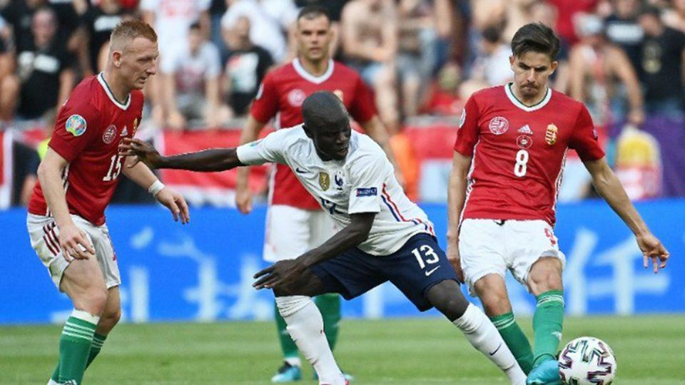 Euro 2020: Οι Ούγγροι άντεξαν και συνεχίζουν να ονειρεύονται