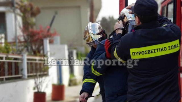 Λαμία: Παραλίγο να πάρει φωτιά το σπίτι – Συναγερμός στην Πυροσβεστική