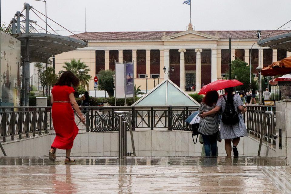 Κακοκαιρία «Μπάλλος»: Ξεκινά από την Πέμπτη η επέλαση – Δείτε που θα «χτυπήσουν» ακραία φαινόμενα την Τετάρτη σύμφωνα με το meteo
