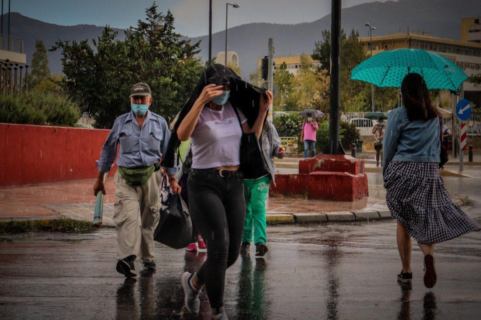 Έκτακτο δελτίο επιδείνωσης καιρού: Κινδυνεύει η Εύβοια – Πού θα χτυπήσει η κακοκαιρία