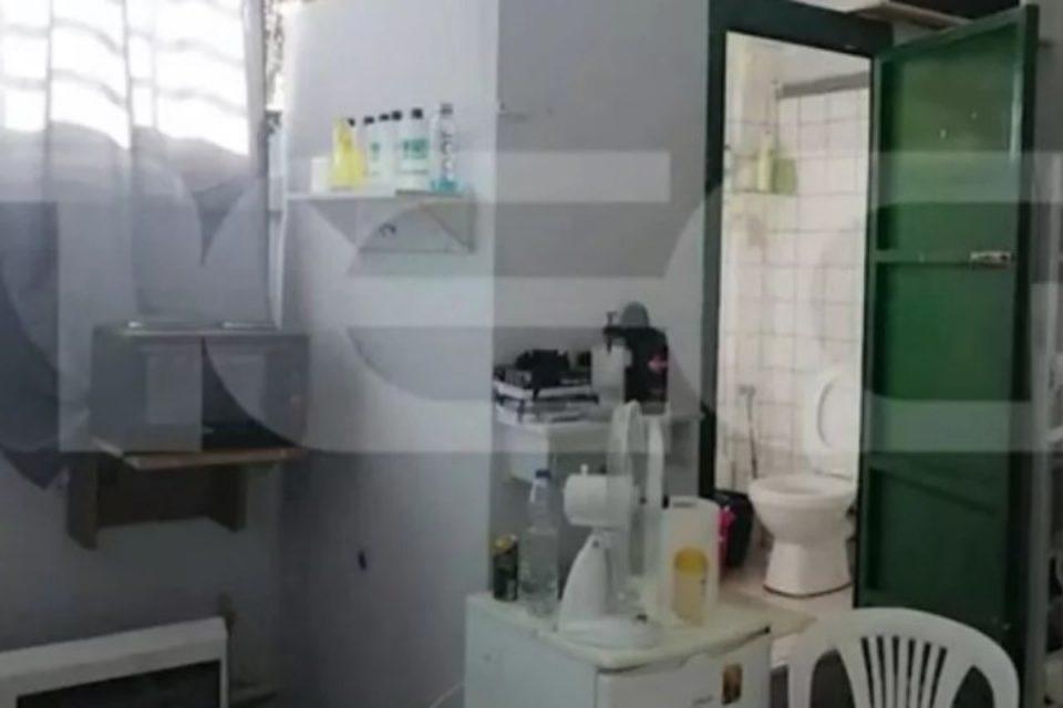 Γλυκά Νερά: Αυτό είναι το κελί του Μπάμπη Αναγνωστόπουλου στις φυλακές Κορυδαλλού