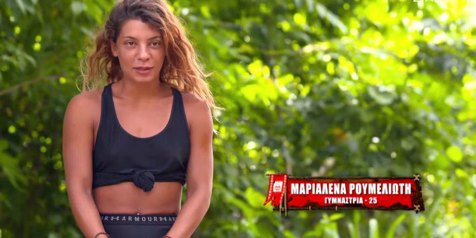 Survivor: Εσπευσμένα στο νοσοκομείο η Μαριαλένα Ρουμελιώτη