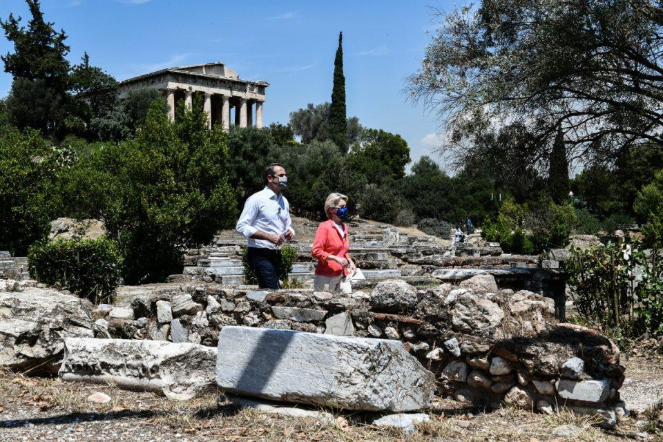 «Ελλάδα 2.0»: Τα δισ. που έρχονται στην Ελλάδα και οι 220.000 θέσεις εργασίας - Όλα όσα ανακοινώθηκαν