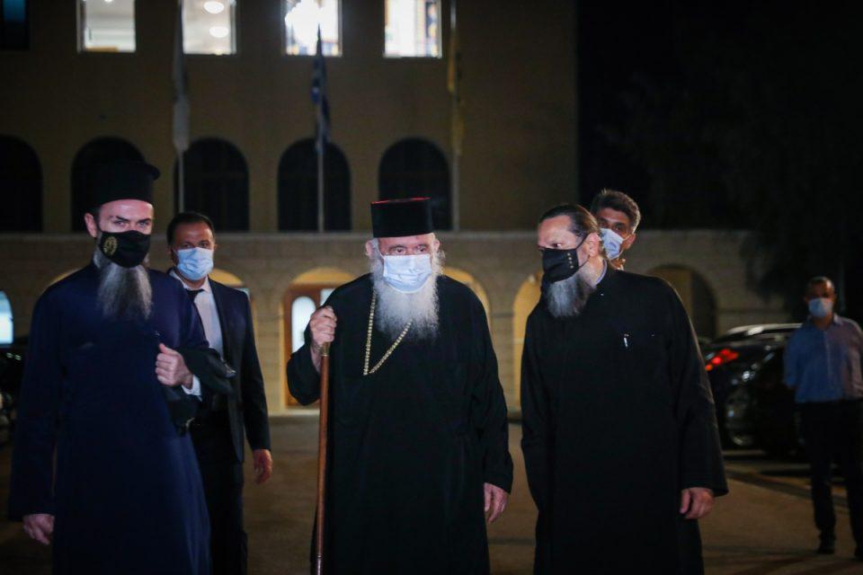 Μονή Πετράκη: Η ενημέρωση του υπουργείου Υγείας για την κατάσταση της υγείας των Μητροπολιτών