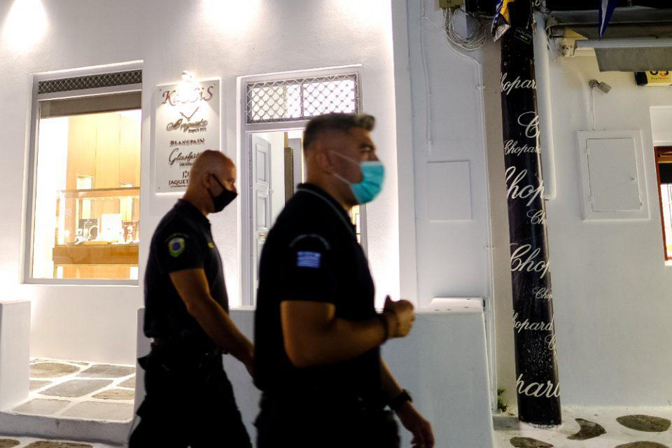 Μύκονος - Κύκλωμα ναρκωτικών: Προφυλακίστηκαν οι 4 κατηγορούμενοι