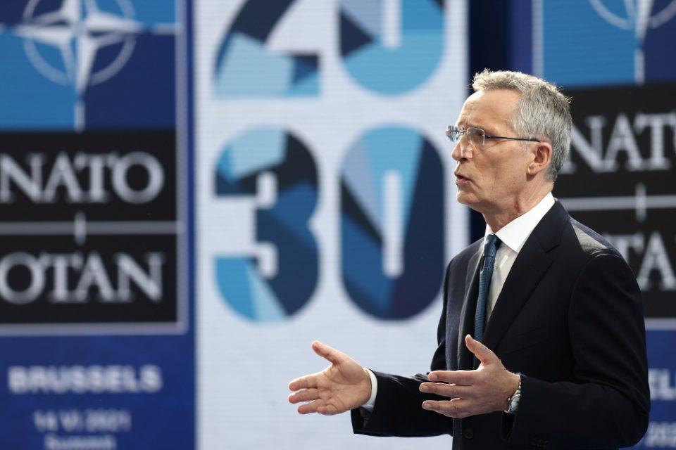 ΝΑΤΟ - Στόλτενμπεργκ: Νέο κεφάλαιο στις διατλαντικές σχέσεις