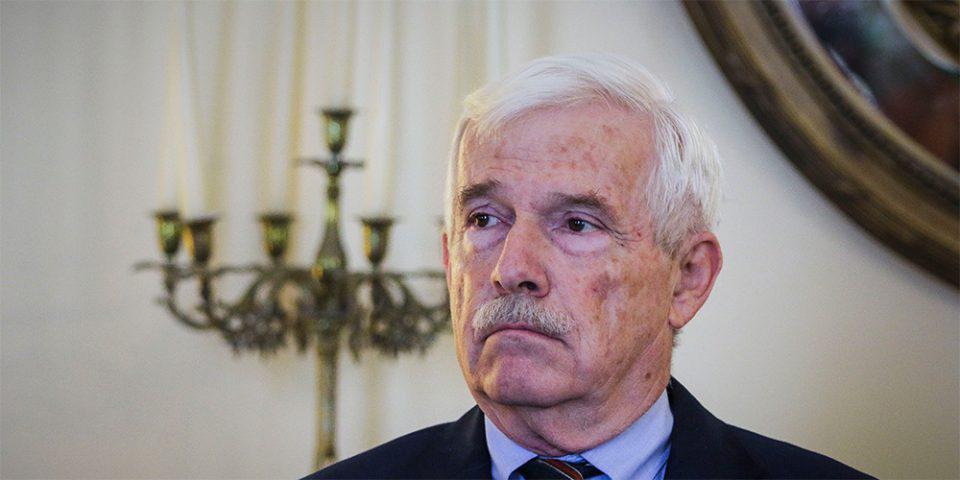 Παραιτήθηκε από την Ενωση Εφοπλιστών ο Παναγιώτης Λασκαρίδης