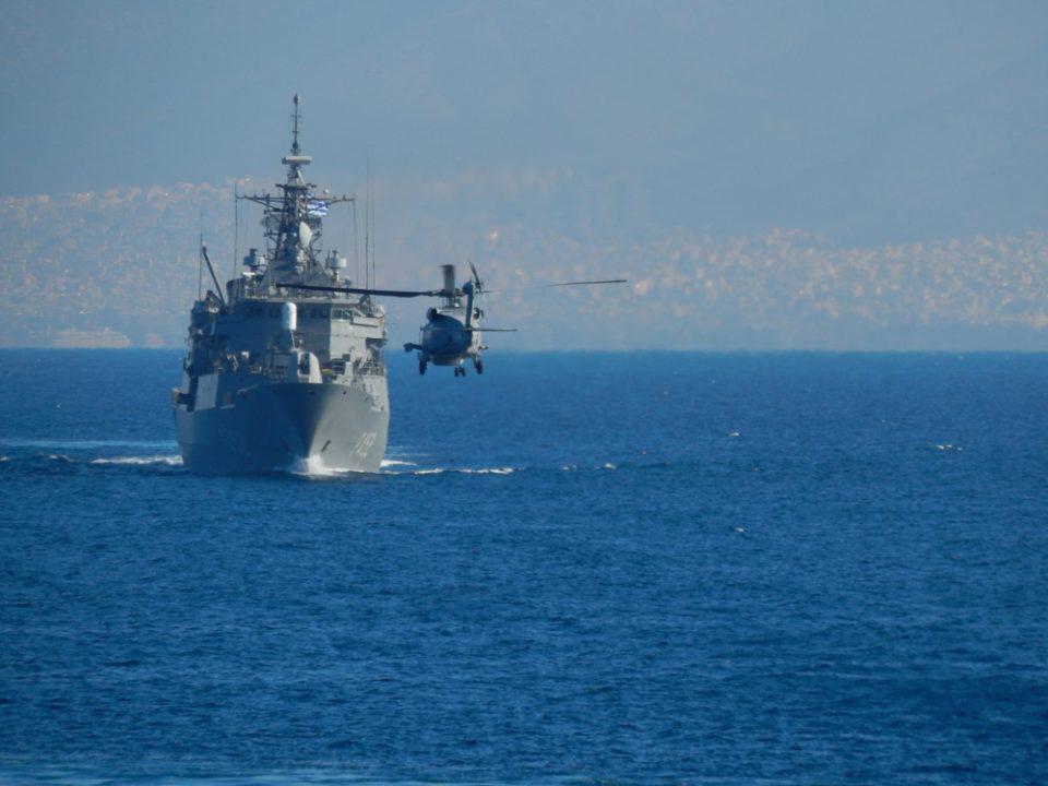 Ακόμα μας ψάχνουν οι Τούρκοι: Ασύλληπτο χουνέρι από το Πολεμικό Ναυτικό