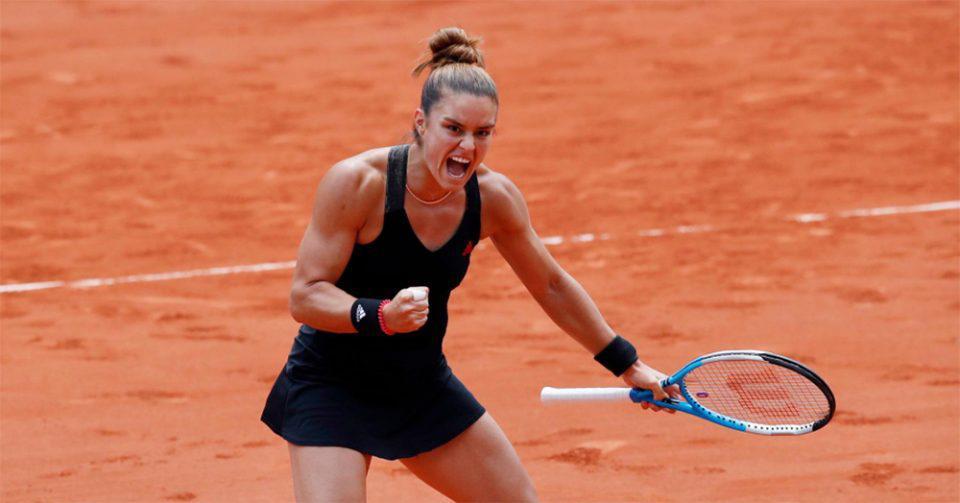 Roland Garros: Υποκλίνεται το Twitter στον θρίαμβο της Σάκκαρη