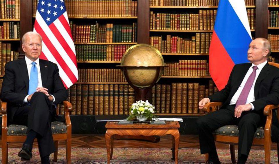 Σύνοδος Γενεύης: Χαοτικές καταστάσεις στη συνάντηση Μπάιντεν - Πούτιν