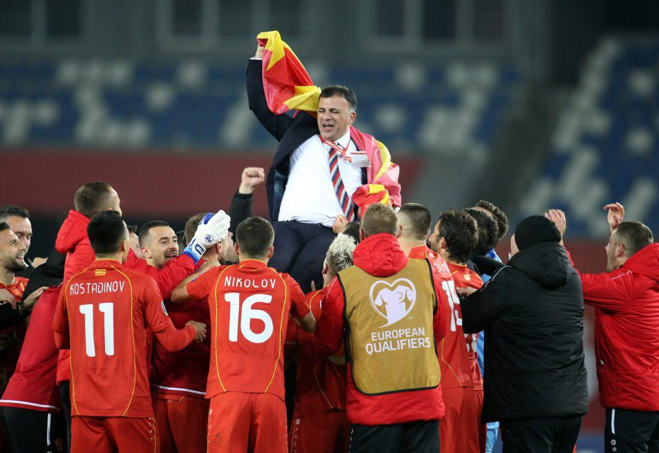 Euro 2020 – Βόρεια Μακεδονία: Σάλος με την φανέλα της Εθνικής τους, λείπει το Βόρεια - Επιστολή της ΕΠΟ στην UEFA