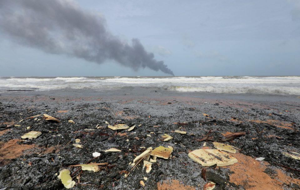 οικολογική καταστροφή