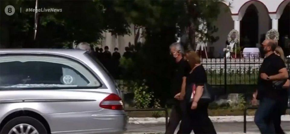 Στέφανος Τσιτσιπάς: Το τελευταίο αντίο στην αγαπημένη του γιαγιά