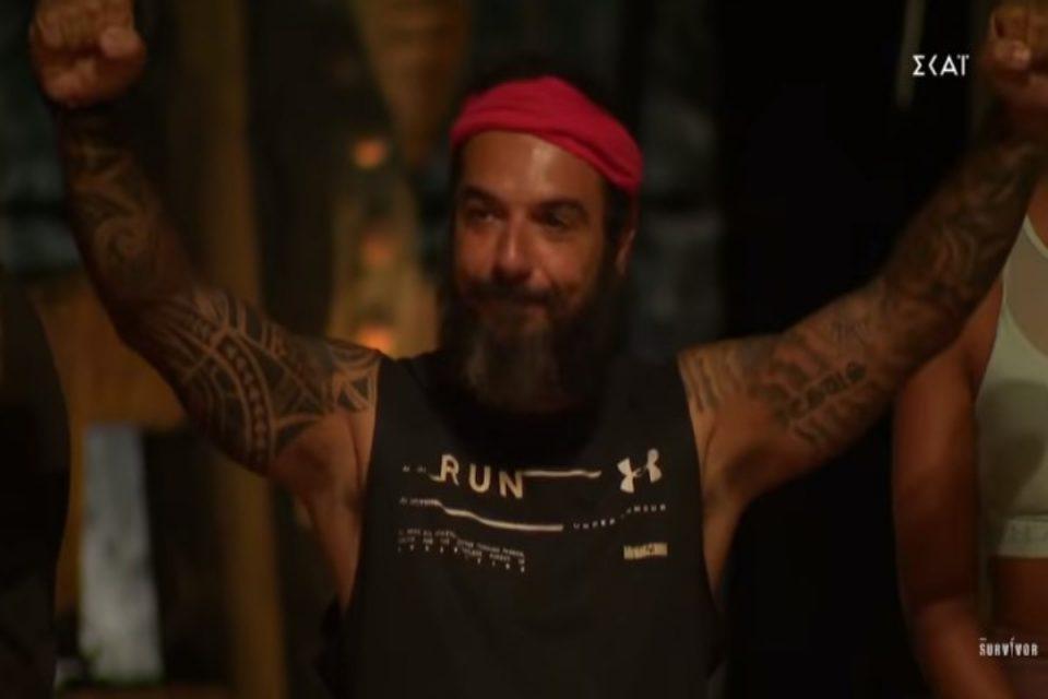 Survivor 2/6: Με πόσα λεφτά έφυγε ο Τριαντάφυλλος - Ζαλίζει το ποσό