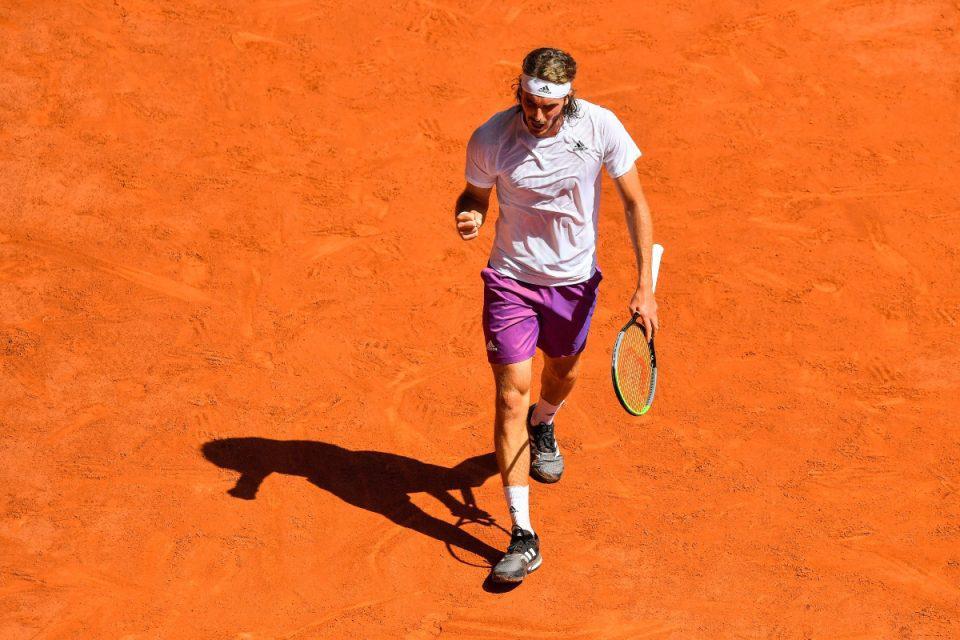Roland Garros: Μυθικός Τσιτσιπάς, έγραψε ιστορία – «Κατάπιε» τον Ζβέρεφ και πάει τελικό