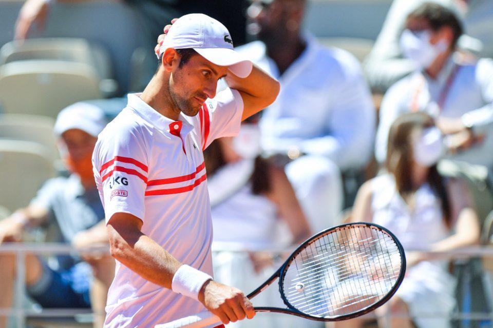 Τζόκοβιτς σε Τσιτσιπά: Είμαι σίγουρος πως θα κερδίσεις πολλά Grand Slam