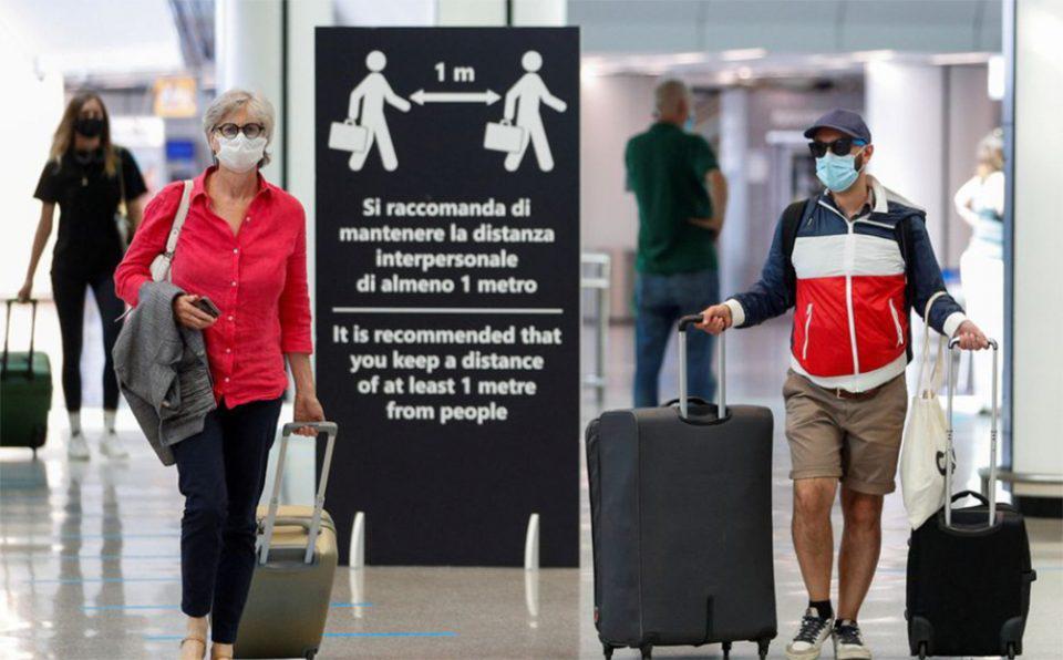 Καμία νέα προσθήκη στην «πράσινη» ταξιδιωτική λίστα της Βρετανίας