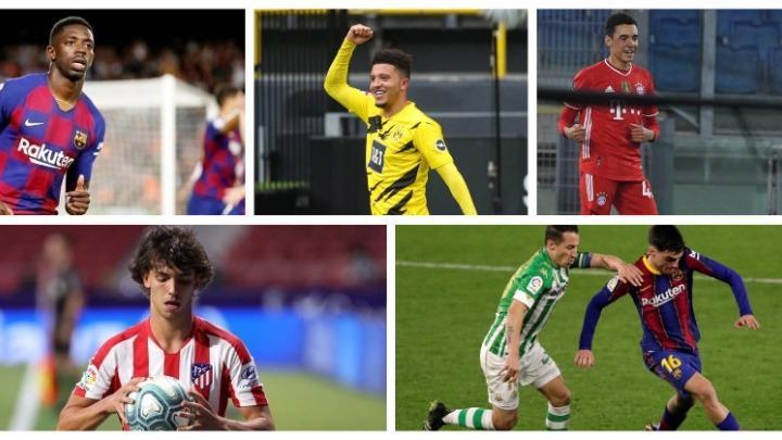 Euro 2021: Οι πέντε «εκκολαπτόμενοι αστέρες» της Ευρώπης