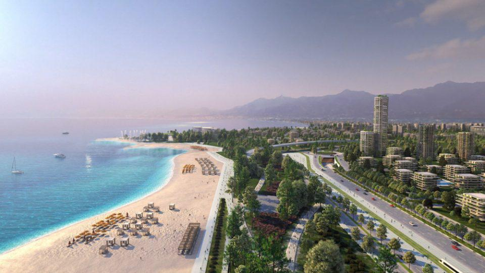 Lamda Development: Σήμερα παρουσιάζεται η νέα Marina Galleria