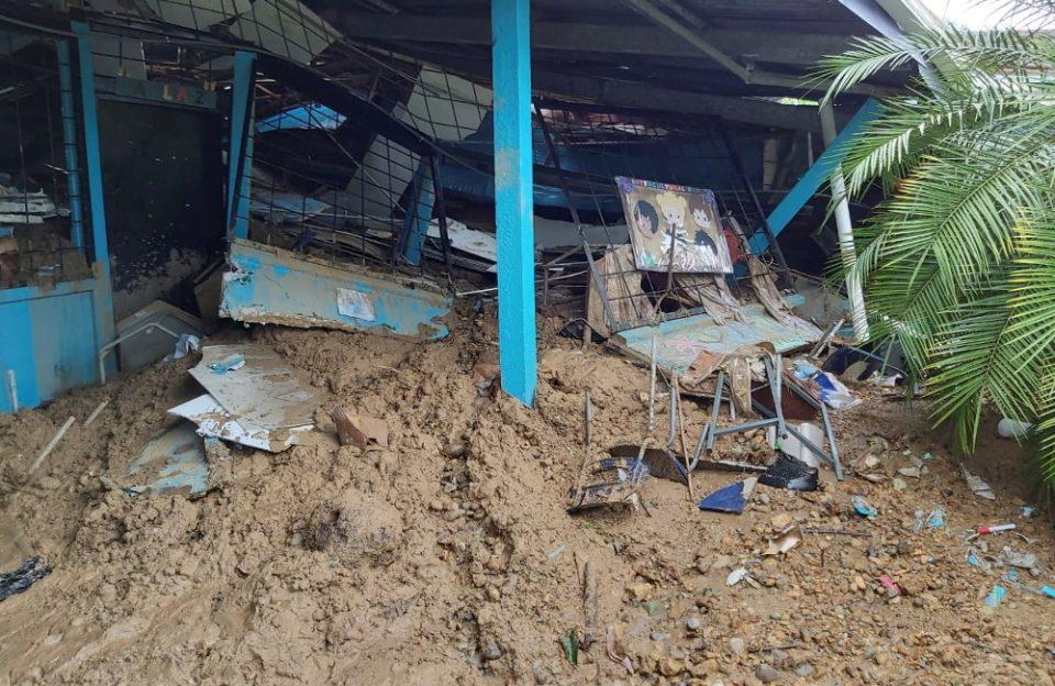 Κόστα Ρίκα: Εκτεταμένες πλημμύρες, τουλάχιστον δύο νεκροί