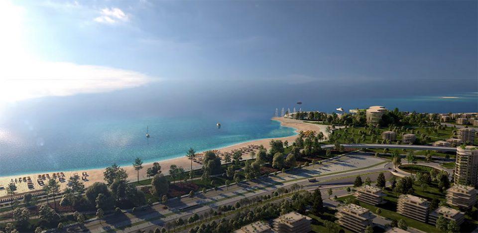 Lamda Development: Τα σχέδια της Marina Galleria και η παρουσίαση