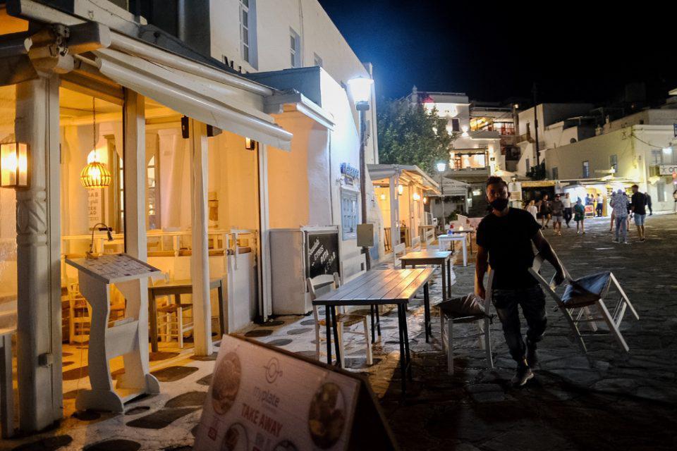 Lockdown στη Μύκονο: Τα κορονοπάρτι έφεραν αύξηση 300% των ενεργών κρουσμάτων