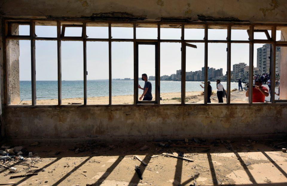 Κύπρος: Προσφυγή στο Συμβούλιο Ασφαλείας του ΟΗΕ για τα Βαρώσια