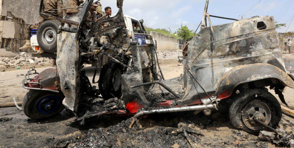 Κένυα: Δεκατρείς νεκροί σε έκρηξη βυτιοφόρου