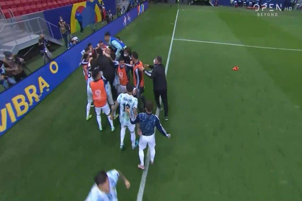 Copa America: Πρόκριση-θρίλερ της Αργεντινής στον τελικό - Classico με Βραζιλία στο Μαρακανά